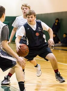 Wizards @ Runnin' Rebels Basketball (24 Jan 2015)