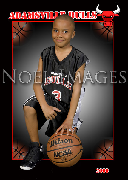 Adamsville Bulls Basketball