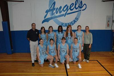 ANGELS Basketball 2005-06 Boys & Girls.