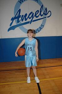 ANGELS 2005-06 Boys & Girls.  Jessica Huddleston.