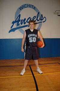 ANGELS 2005-06 Boys & Girls.  Kyle Auchterlonze.