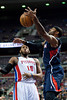 NBA: Atlanta Hawks at Detroit Pistons