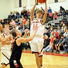 High School Basketball<br /> Circleville 75, Liberty Union 49<br /> December 23, 2014<br /> Cole Warden (Circleville)