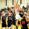 High School Basketball<br /> Circleville 75, Liberty Union 49<br /> December 23, 2014<br /> Will Giffin (Circleville)