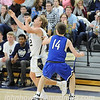 High School Basketball<br /> Hilliard Bradley 56 Teays Valley 31<br /> December 2 2016<br /> 109852