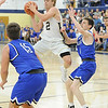 High School Basketball<br /> Hilliard Bradley 56 Teays Valley 31<br /> December 2 2016<br /> 109854