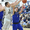High School Basketball<br /> Hilliard Bradley 56 Teays Valley 31<br /> December 2 2016<br /> 109889