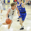 High School Basketball<br /> Hilliard Bradley 56 Teays Valley 31<br /> December 2 2016<br /> 109899