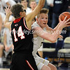 High School Basketball<br /> Teays Valley 60 Circleville 42<br /> December 15 2017<br /> Max Young (Teays Valley), Jacob Rhymer (Circleville)