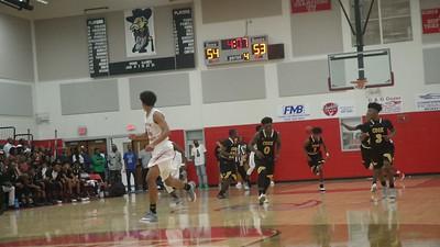 BHS vs. Cook Basketball 2017