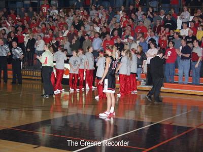 AB Girls Substate Basketball Game