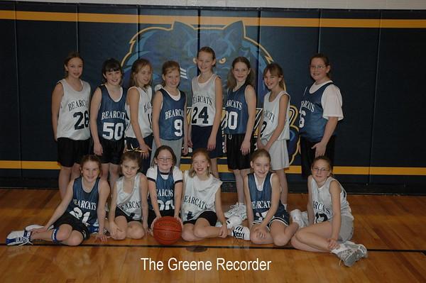 5th Grade Girls Tourny