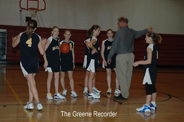 7th Grade Girls Bball