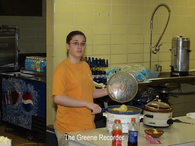 8th Grade Bball Tournament in Greene