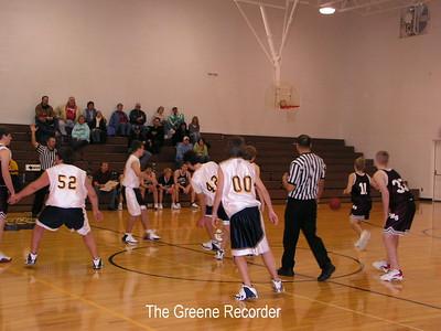 Boys 9th Basketball