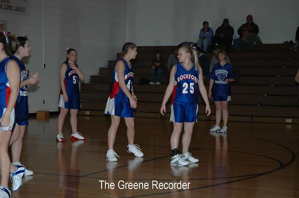 Girls 9th vs Rockford