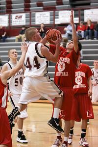 Alcoa freshman game against Loudon freshman