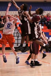 Alcoa JV vs William Blount JV on 1/7/2009 at William Blount Academy.