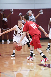 BV vs Loudon 1/5/2009