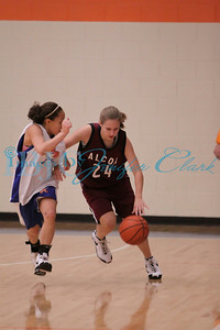 Freshman game played at William Blount on 1/7/2009