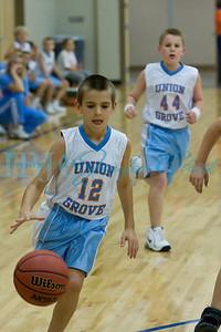 Union Grove Elementary vs Friendsville Elementary