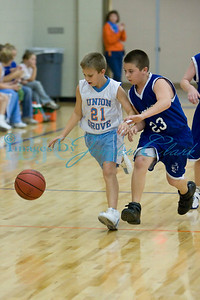 Union Grove Elementary vs Friendsville Elementary