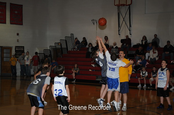 Youth Bball Tournament in Allison