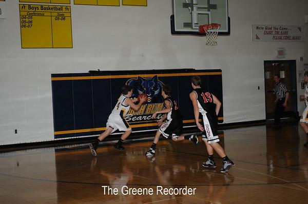 Basketball Boys JV vs H-D