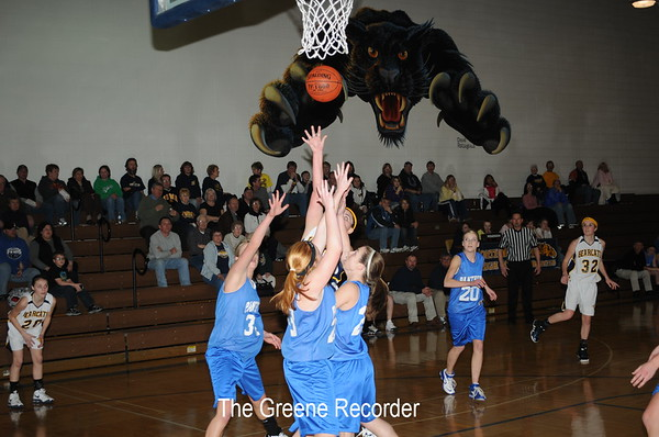 Basketball JV vs Central Springs