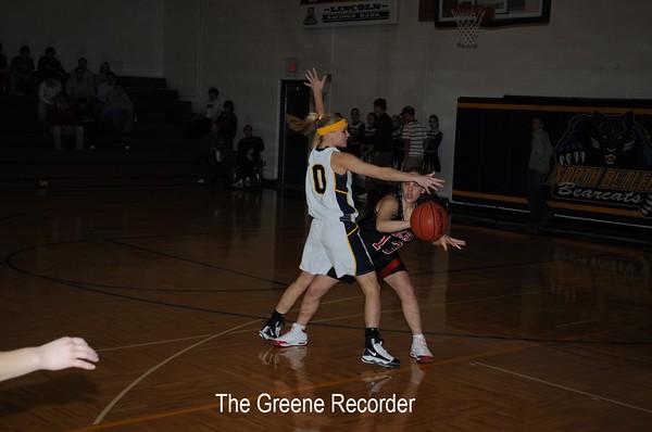 Basketball vs Riceville