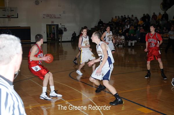 Basketball Boys vs N-P