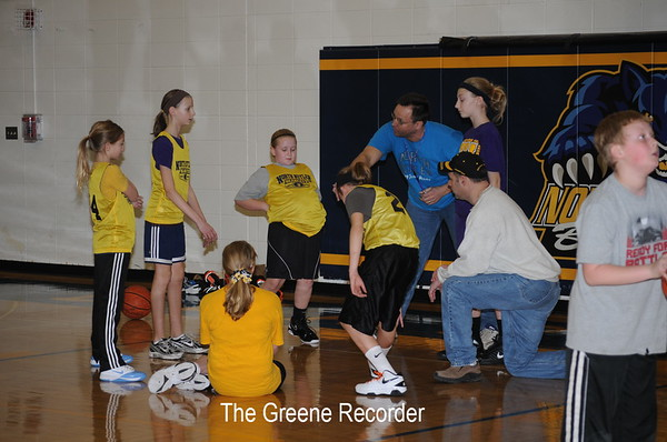 Basketball 4th and 5th Grade Girls