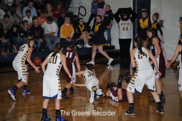 Basketball vs Newman Catholic