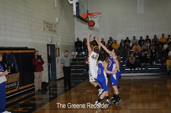 Basketball vs Northwood Kensett