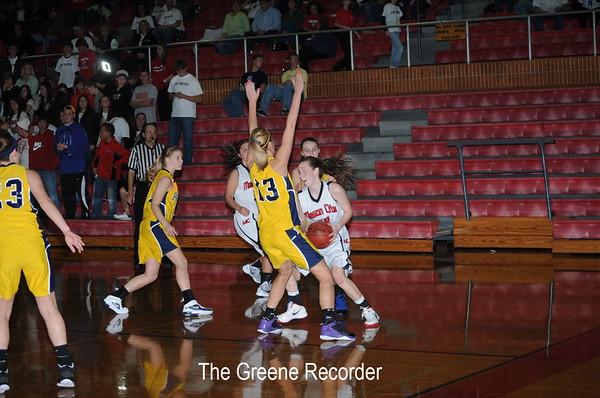 Girls Basketball - Live United Scrimmage