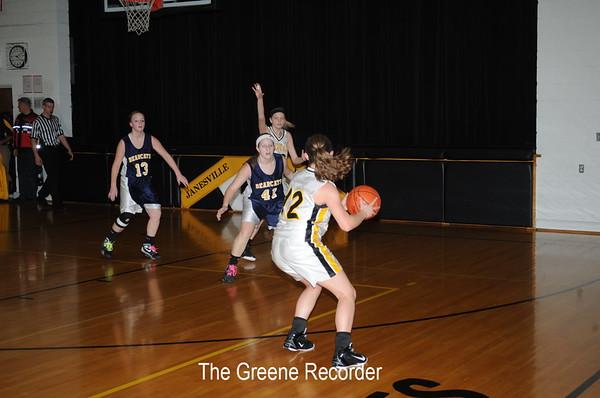 MS Basketball vs Janesville