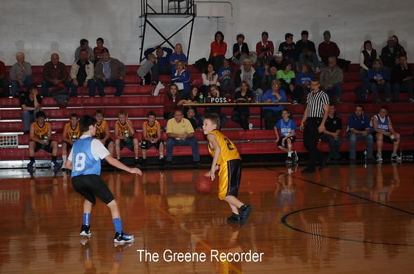 MS Boys Basketball vs DNH