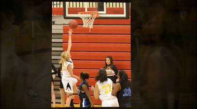 CVHS Girls Basketball vs Hinkley