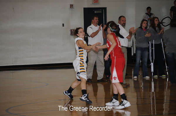 Basketball vs St. Ansgar