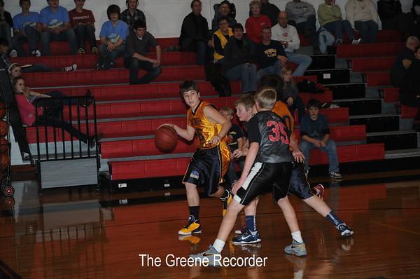 MS Basketball vs N-P
