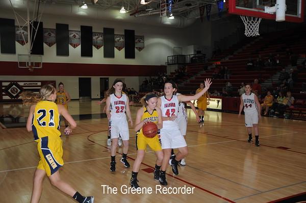 Basketball at Aplington-Parkersburg