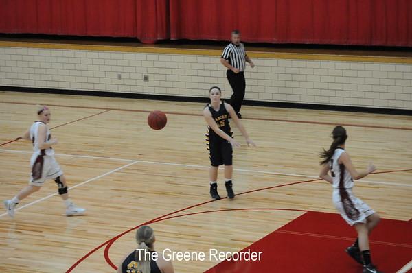 Basketball at MC Newman