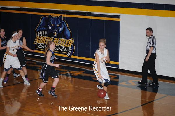 Basketball vs Central Springs
