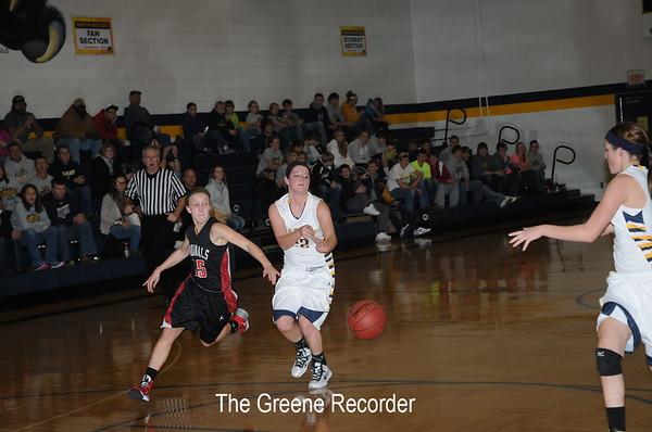 Basketball vs Garner-Hayfield-Ventura