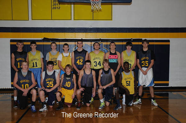 Bball Team Pics and Camp