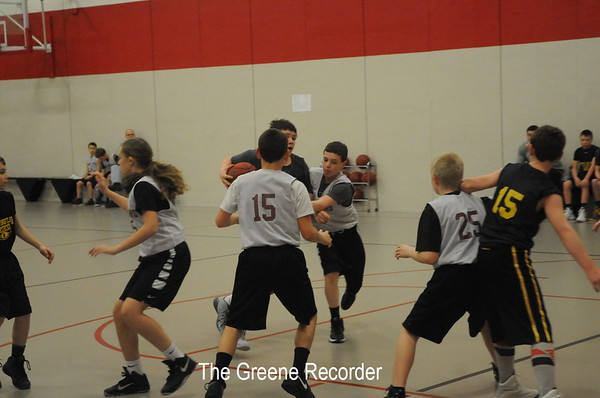 Basketball 6th Grade