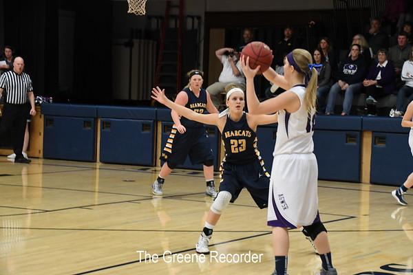 Basketball Girls at AGWSR