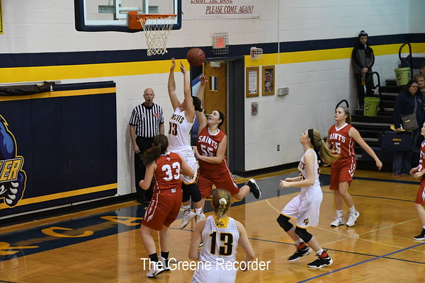 Basketball vs Saint Ansgar
