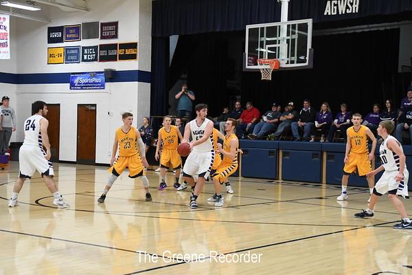 District Basketball vs AGWSR