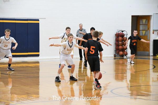 MS Basketball vs Tripoli